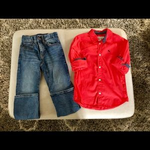 Old Navy/H&M outfit, Boy's size 6